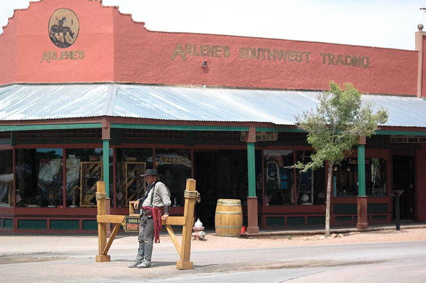 Arlene-Tombstone-Arizona