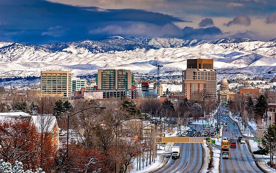 Boise-Idaho