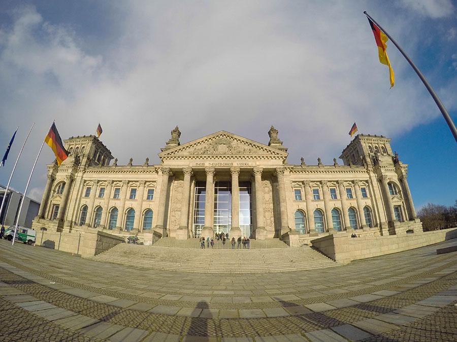 Bundestag-berlin