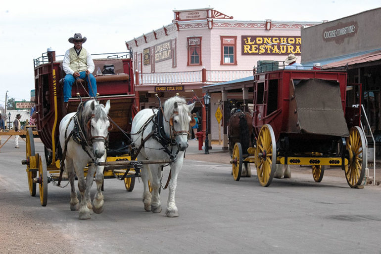 Caleche-Tombstone-Arizona