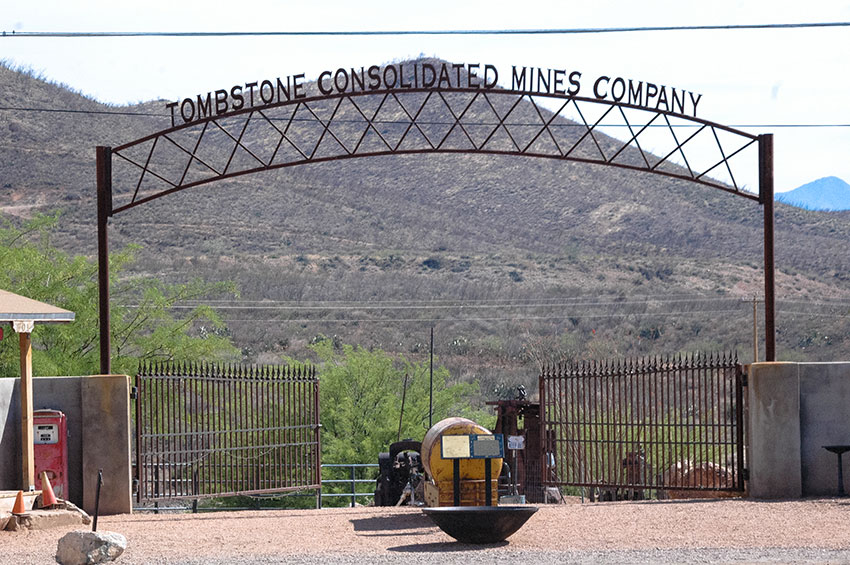 Mines-Tombstone-Arizona