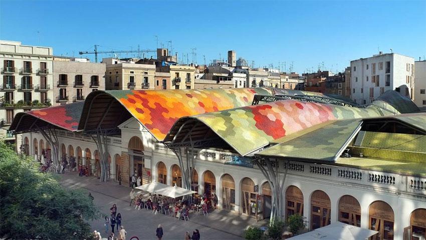 Santa-Caterina-barcelone