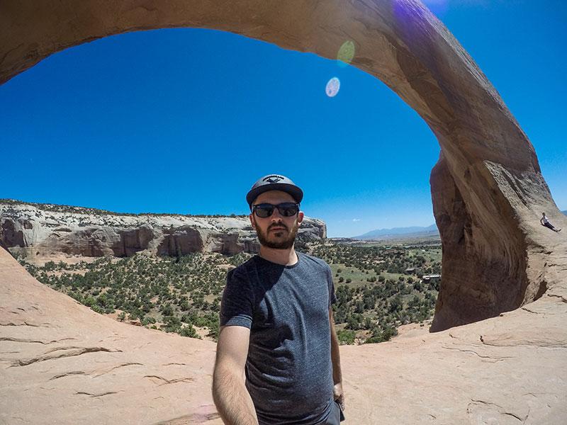 Wilson-Arch-Utah