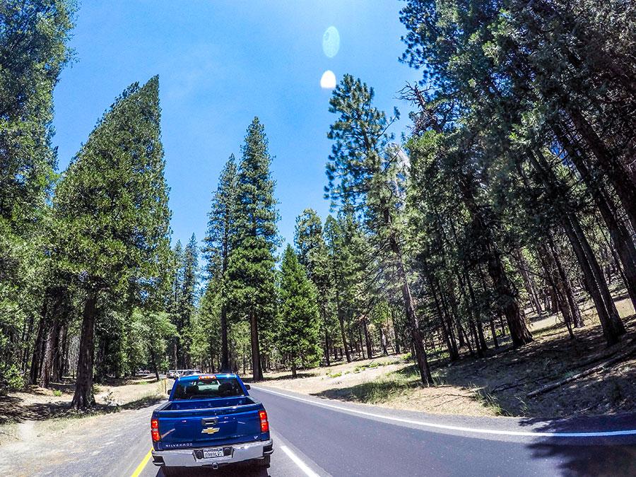 acces-Yosemite