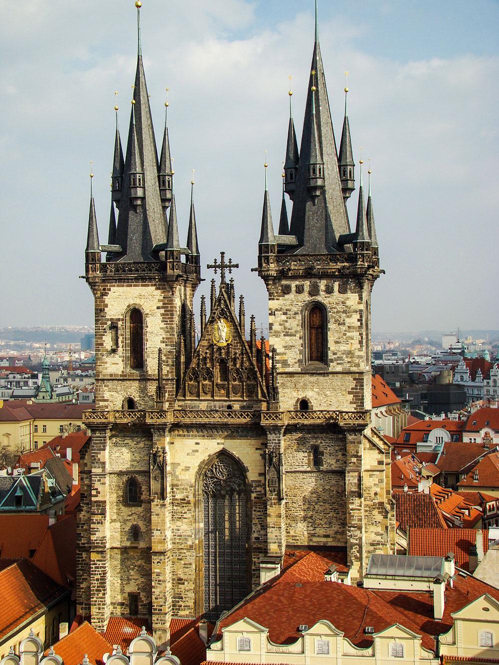 Notre-Dame-Tyn-prague