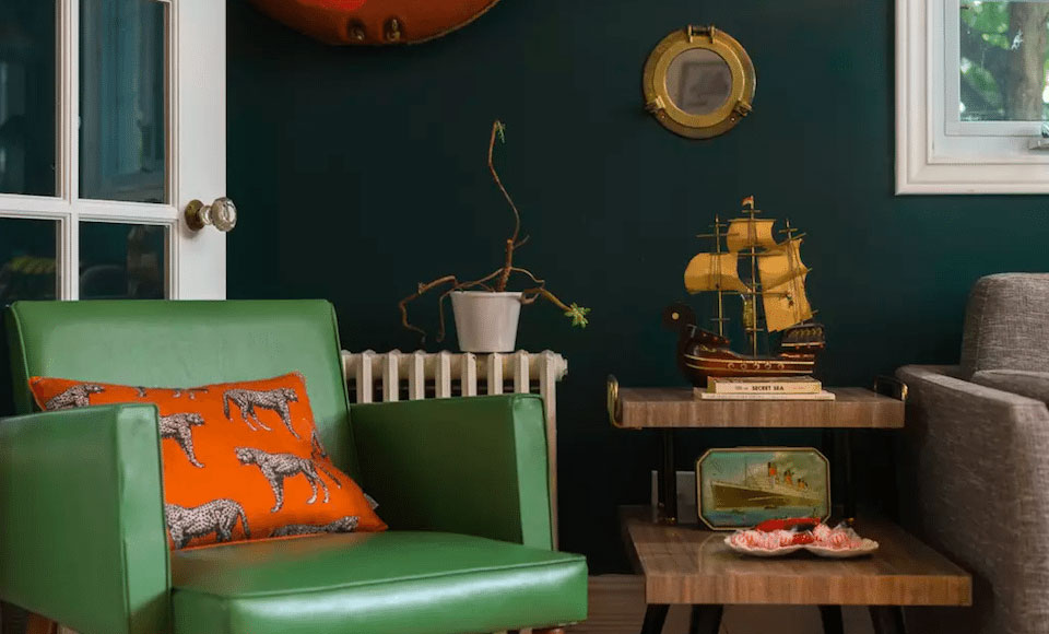 fauteuil-vert-vintage
