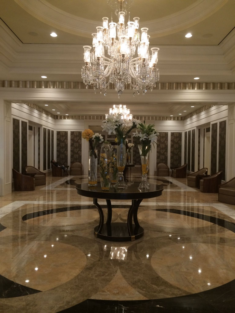decoration-hotel-trump-lasvegas