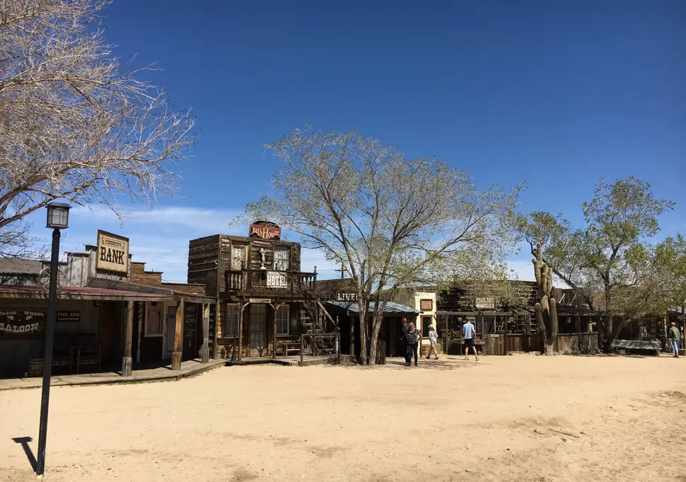 ville-fantome-Pioneertown