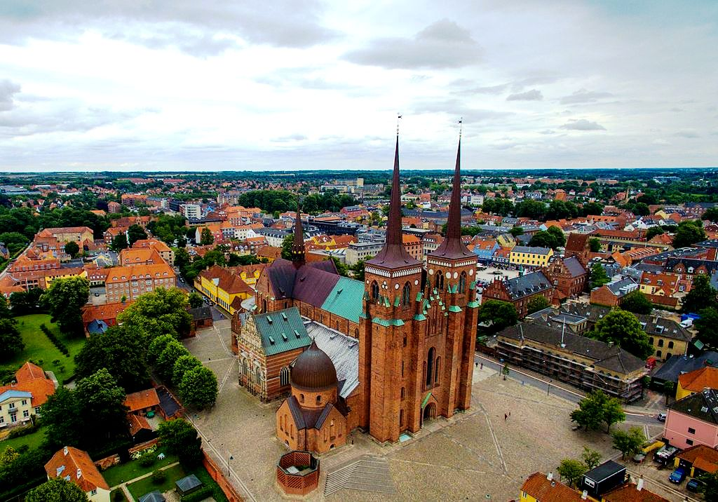 Cathedrale roskilde Copenhague